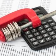 skattegæld budget besparelse