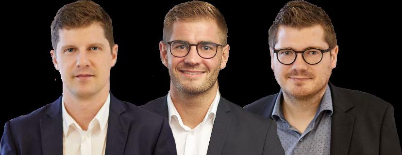 Jeppe Ravn Hattens Jensen - Jeppe Flensborg - Niels Bjerre